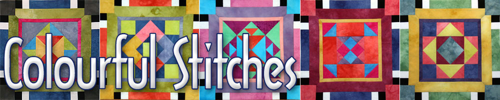 Colourful Stitches